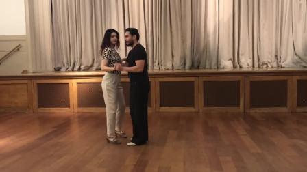 Josh and Sharon - Surprise Swingout