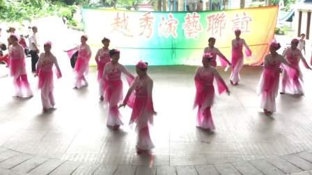 舞蹈《桃花谣》天使舞蹈团