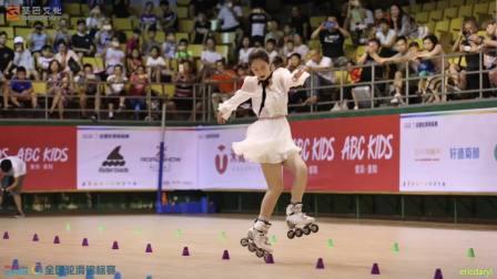 2018 全国锦标赛 成女花桩 冠军 苏菲浅