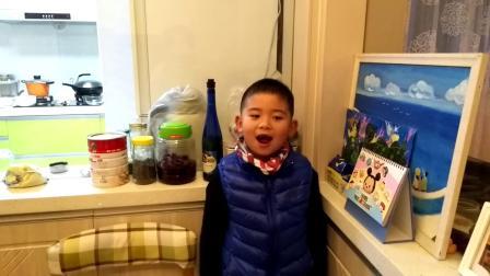 【6岁半】2-7哈哈在家朗诵《春节童谣》video_174505