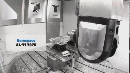 德国EDEL简介视频&六轴龙门加工中心