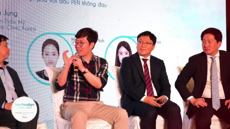 丽肤特拉上市活动--越南Liftera launching show Hanoi