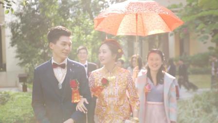 P.H Films 2019.1.24 婚礼快剪