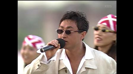 黄英奎 - 我没有问题(19940727 KBS歌谣TOP10)