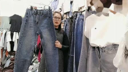 娜娜女装批发超值走份,春牛仔裤,16件起每份480元(注:不包邮)不拿走份可视频挑款