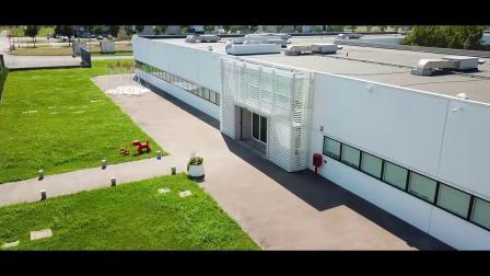 曝光 | 无人机航拍-知名意大利家居品牌Magis总部