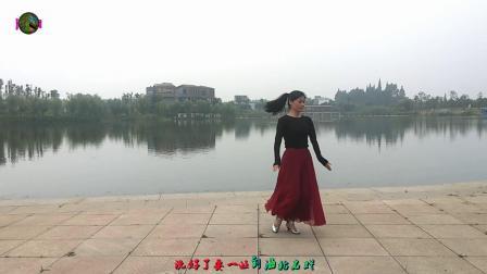 梅子广场舞《站着等你三千年》