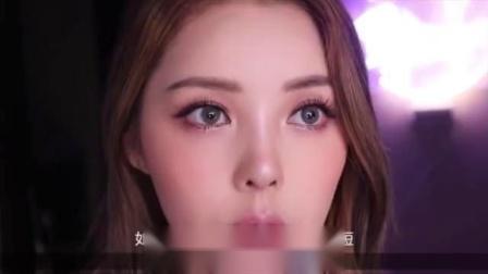 [中字] PONY - 柔美紫色妆容,适合搭配深色系服装 Glittery Soft Purple Makeup
