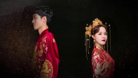 武兴明&孙文文婚礼现场播放视频
