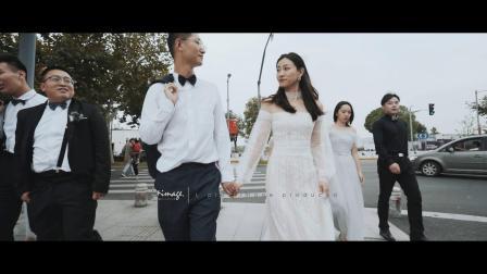 LplusImage: Doris&Mirabella 上海婚礼电影