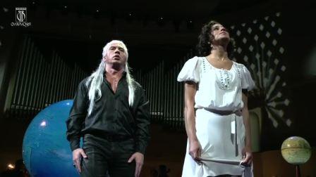 安东·鲁宾斯坦《恶魔》Anton Rubinstein:The Demon 2015年俄罗斯国家交响乐团音乐会版