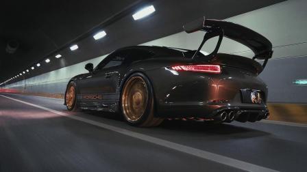 「KSSGRD」PORSCHE 911 × MINI COOPER