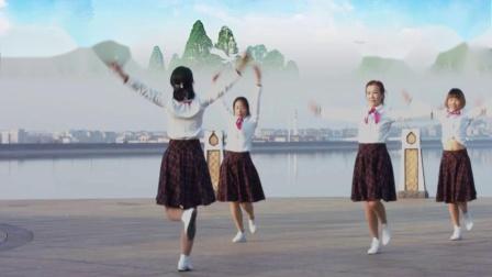 南嘉舞步操第八套(教学版)第八节