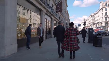 E画良品‖ 漫步午后的伦敦 英国牛津广场 2020.3