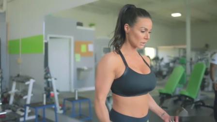 Kendra Lust 健身训练 My workout trainer Torian