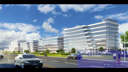 平谦国际(肇庆新区)现代产业园招商宣传片
