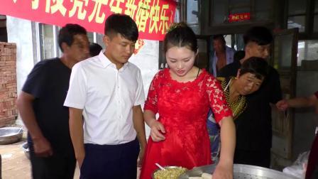 小周庄 周俊亮 孔冰灵 婚礼录像 高清