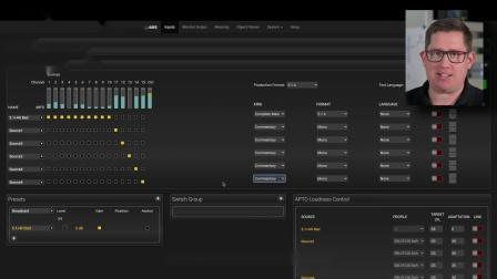 MPEG-H实时制作系列教程(5)