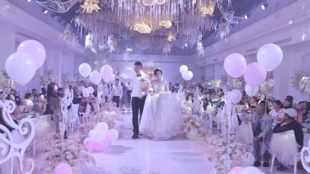 2020926婚礼纪实全程