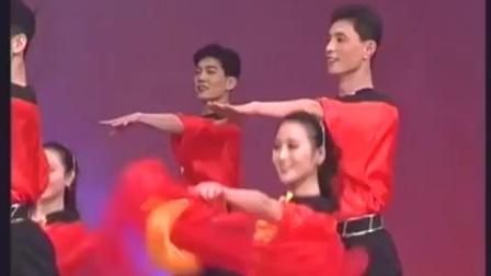 朝鲜王在山艺术团 踢踏舞之七(2014)- 篝火(우등불)