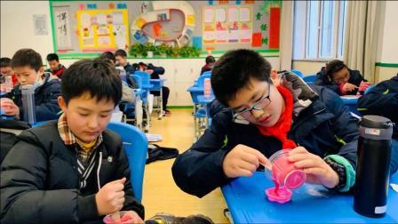 分享生态系——记虹桥中学六(2)班力翰STEM课程