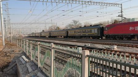 20201221_133844 沈局沈段HXD3D-8035牵引K215次(北京-延吉)柳村线路所1道通过