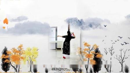 秋梦 古典团扇舞〖背面〗曾惠林舞蹈系列