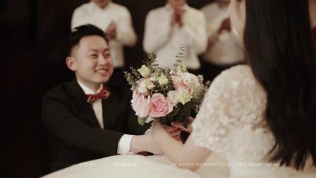 阳鹏+唐欣·婚礼快剪|逆拾帧影像出品