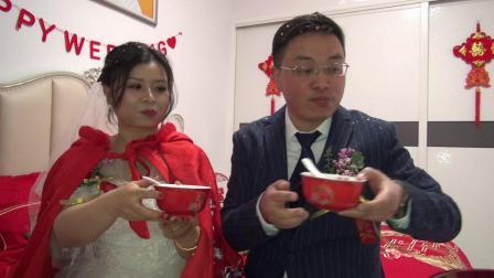 吕文瑶、盛亚兰【结婚视频完整版】