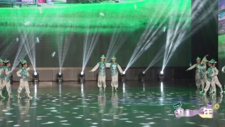 """江西省""""追梦少年""""少儿舞蹈大赛《小马放飞》---萍乡市芦溪县朗朗艺术培训中心"""