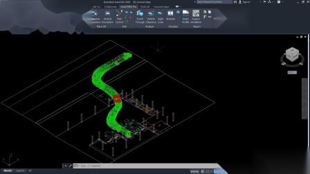 17_AutoTURN系列教程--2D仿真转化为3D仿真