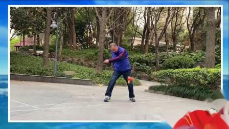 喜迎建党百年优秀空竹视频展播-上海陈根生
