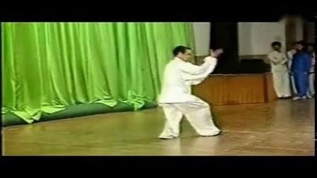 首届国际八卦掌联谊会纪实【1993年北京.文安】