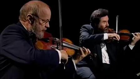 """著名的阿班贝尔格四重奏团在舒伯特诞辰200年之际演奏的舒伯特d小调第14号弦乐四重奏""""死亡与少女"""""""