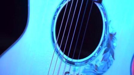 楚门吉他 950ss 黑羽 特征展示与形象展现