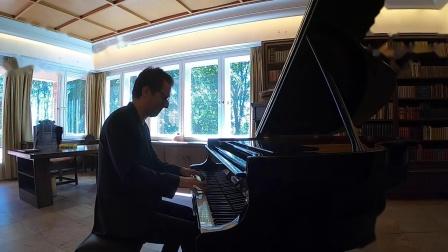 德国钢琴家演奏梁祝