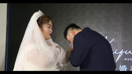 「WANG NING & WANG YUE」广达公馆婚礼快剪丨暄影像工作室出品