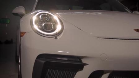 不只为赛道,保时捷GT3的生活目标:融入舞仕刚柔的经典跑车
