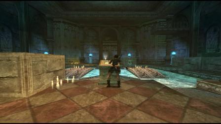 古墓丽影自制关卡Tomb Raider - Biohazard 古墓丽影-生物危害【精彩片段操作演绎】【1】