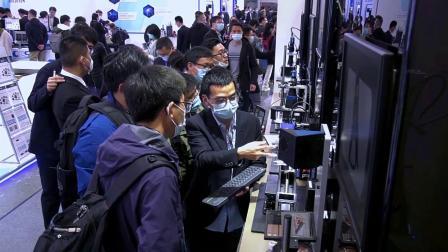 中国(上海)机器视觉展2021