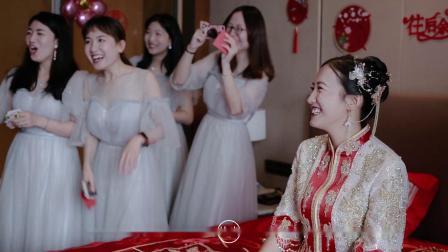 7.25 赵冠&刘郅青 婚礼快剪