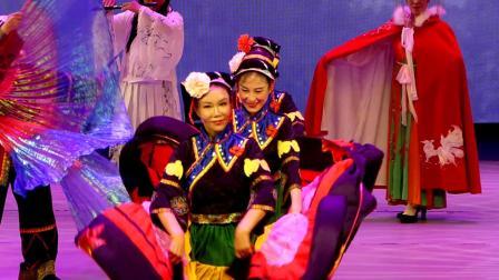 天坛周末17056  模舞《一带一路走向辉煌》欣舞姿歌舞团