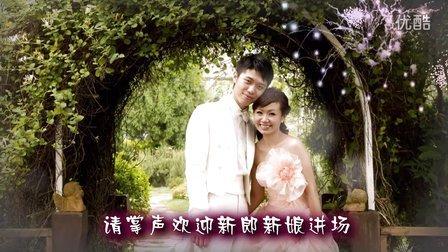 Shining Love-婚礼开场片婚礼片头婚礼迎宾-YouVivid婚礼视