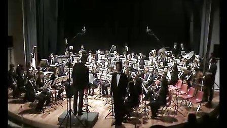 """黄纪河   """"三个警察一辆马车""""   选自歌剧托斯卡      普契尼"""