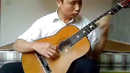 钦州方吉他 雨滴