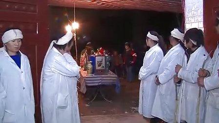 陕西 西安 蓝田 小寨乡二伯母葬礼A03