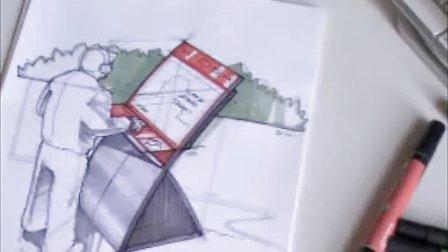 工业产品设计马克笔手绘教程