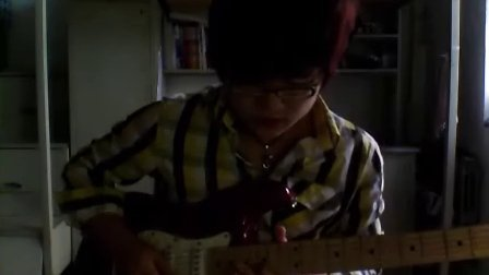 永远之后  电吉他