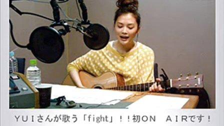 YUI 120505 NHK FM RADIO YUIのラジオ fight