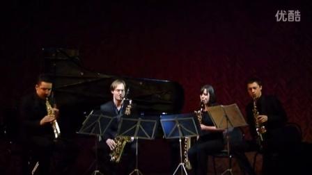 法国Neva萨克斯四重奏: 皮亚佐拉《米开朗基罗》
